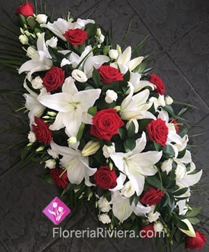 Flores Para Condolencias Floreria Riviera Envia Flores A